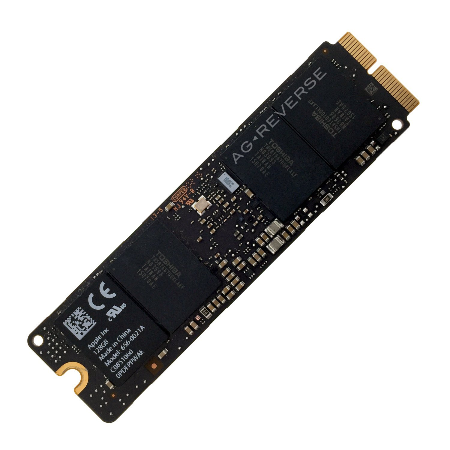 Cheap Macbook Ssd 128gb Find Deals On Line At Apple Air 13 Mmgf2 Silver Get Quotations Hard Drive Pro A1502 15 A1398
