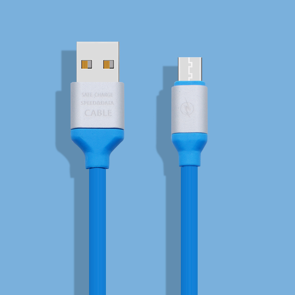 Q Bounce Micro USB High Speed USB Charging Cable for iPhone for Android