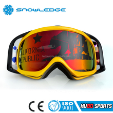 2016 fashion MX goggles high quality motocross gogle safety motorcycle eyewear