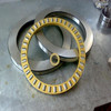 Needle Thrust Roller Bearing/Rodamiento with Snap Ring Gap