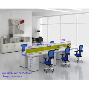 Commercial office furniture OEM table desk study standing for sale