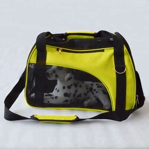 New Fashion Pet Supplies Dog Travel Carrier Bag Collapsible Pet Dog Carrier Bag
