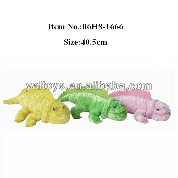 soft plush lizard/cabrite toys for promotion