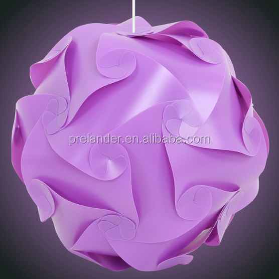 Polypropylene lamp shades d300mm jigsaw lamp shades ball ceiling polypropylene lamp shades d300mm jigsaw lamp shades ball ceiling hanging light mozeypictures Image collections