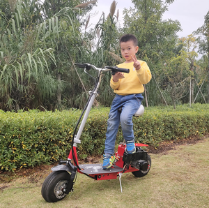 72cc 2 Stroke gas scooter with Huasheng Engine for Adult
