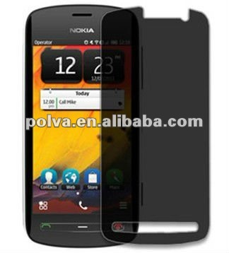Anti spy Screen protector for Nokia 808 with decent price