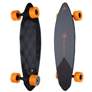 2018 Maxfind new design Max speed 30km/h electric skateboard