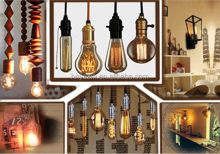 C35 Vintage Edison Candle Filament Light Bulb E14,Fc35 ...