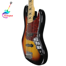Danpur Datang cheap china electric basses guitar 5 string
