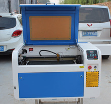 co2 80w laser engraving machine 4060 for glass bottle