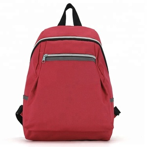 High quality Front Pocket 600D Polyester Travel Backpack Promotional bags Hot selling bagpack backpack