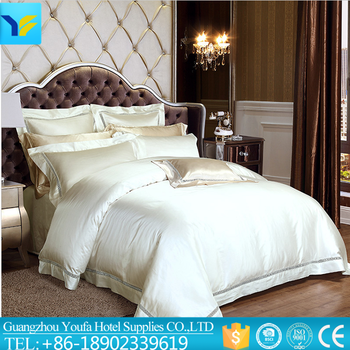 Home China Wholesale Satin Fabric Brand Name Bed Sheets Bedding Sheet Fabric