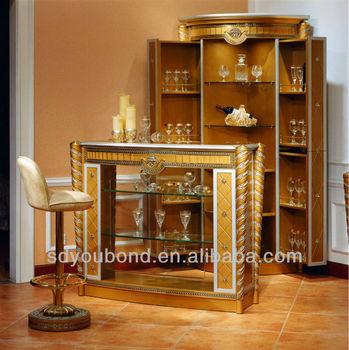 Italian Classic Furniture Unique 0016 Bar Set
