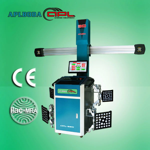 On Sale Lawrence APL-S60 Wheel Alignment Machine Price