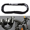 bicycle lock 5 Digit Password Security Anti Theft Combination Password Chain Lock for Bike Motorcycle Sliding