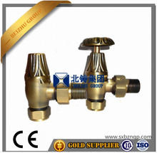 Diffuser bi directional radiator valves radiator union valve electric radiator valve