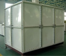 Hot Sale Sectional GRP Water Tank For Rain
