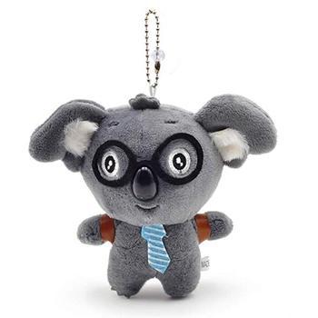 Llavero Koala Amigurumi Tejido A Crochet - $ 150.00 en Mercado Libre | 350x350