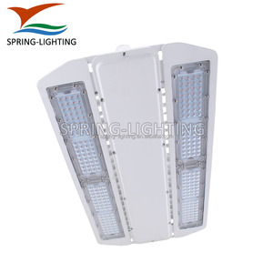 New design ul cul dlc double linear panel led high bay light 150w 200w replace warehouse 400w 600w tubes fixture