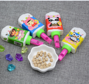 cartoon popsicle mold with press candy sweets