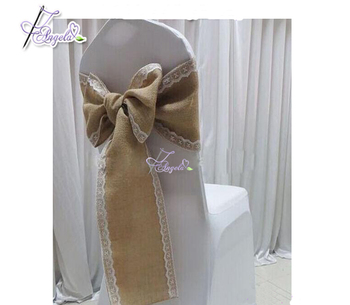 Swell Natural Jute Burlap Chair Sashes For Special Events Wedding Chair Covers Buy Jute Burlap Chair Sashes Burlap Sashes For Wholesale Burlap Sashes Pabps2019 Chair Design Images Pabps2019Com