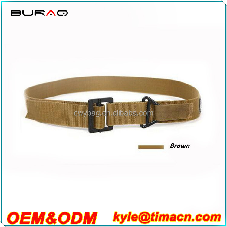 Fashion Cordura Waterproof Military Police duty Tactical Belt