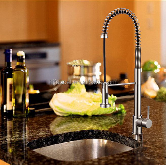 WATERMARK switching spray Kitchen Sink Faucet Mixer (82H07-CHR)