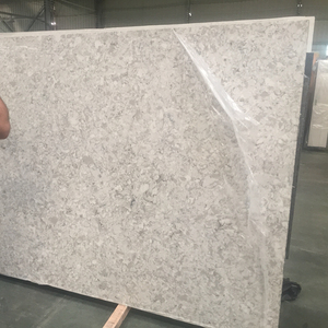 wholesale solid surface countertop material , Italian white carrara marble slab , vanity counter top table top for hotel