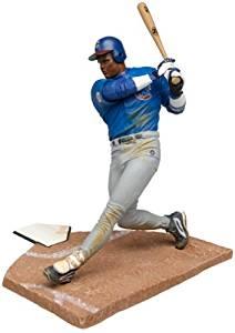 McFarlane Toys MLB Sports Picks Series 1 Action Figure Sammy Sosa (Chicago Cubs) Blue Jersey