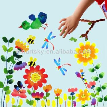 safe non toxic finger paint for children buy washable finger
