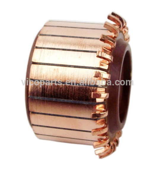 Dc Motor Commutator For Electric Drill