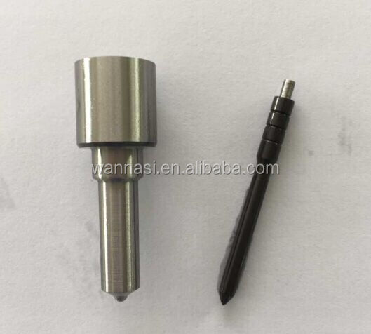 Black coating needle nozzle diesel common rail denso nozzle 145P875 for injector 095000-8750