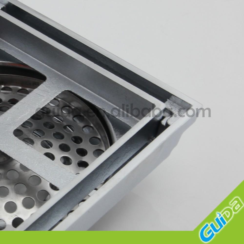 Afvoer Badkamer In Vloer - Afvoer bad icm afvoer drain