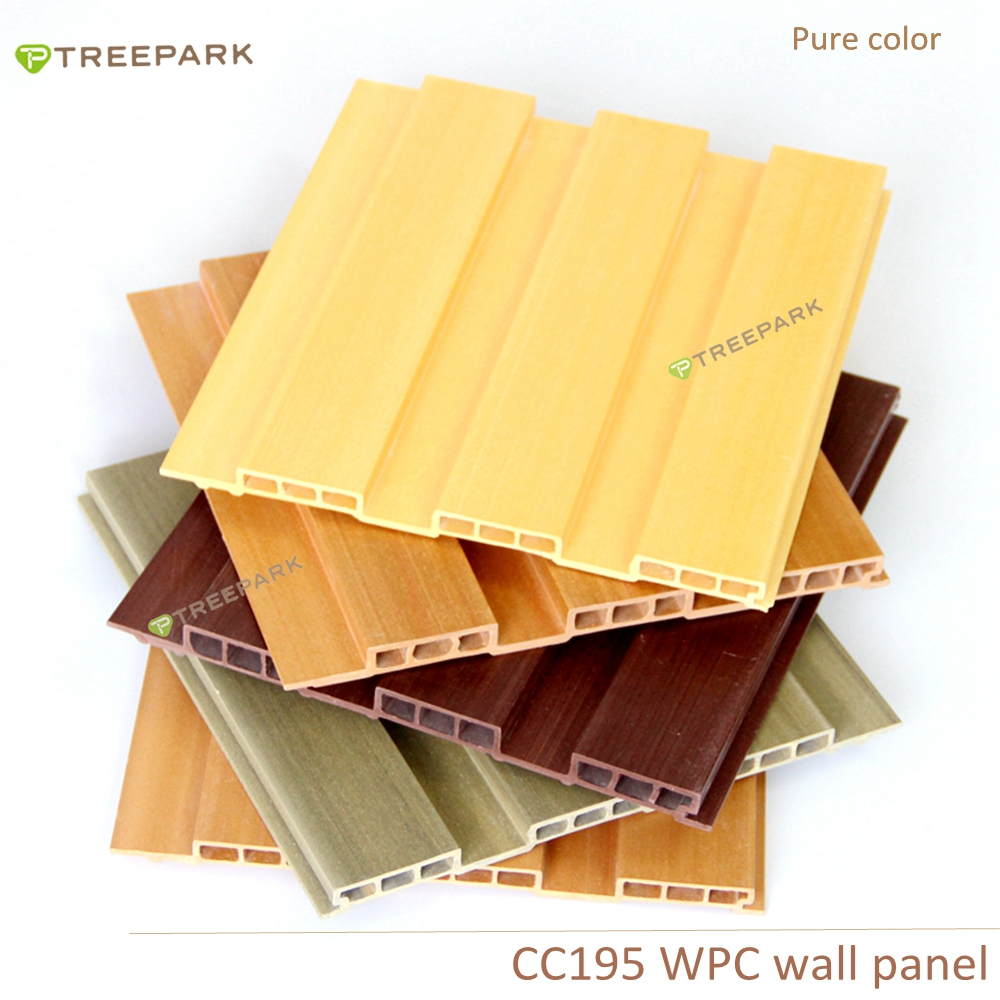Fire Resistant/fireproof Decoration Material Wpc Panel For Wall ...