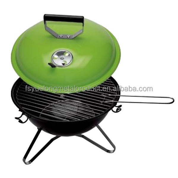 Nice Factory Manufacturer 14u0027u0027 Weber Portable Kettle BBQ Grill. Portable Barbecue  Grill The Newest
