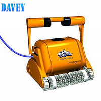 Dolphin automatic wall climbing robot cleaner for swimming pool