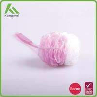 Wholesale Bath Net Sponge Ball body sponge with handle