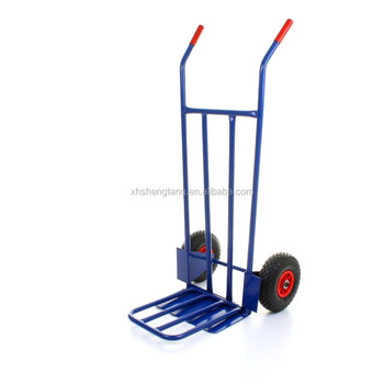 Metal Hand Trolley Cargo Hand Dolly Cart Buy Hand Trolley 100 Kg Convenient Hand Trolley Good Price Hand Trolley Product On Alibaba Com