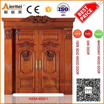 Villa Front Door Double Entrance Teak Wood Main Door Designs Buy Teak Wood