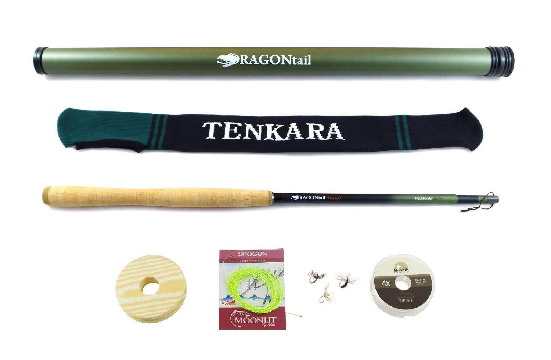 Buy DRAGONtail HELLbender Zoom Tenkara Fly Fishing Rod in Cheap