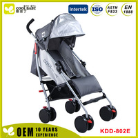 Hot sale new design Shopping Baby Stroller With Rain Cover Baby Doll Stroller