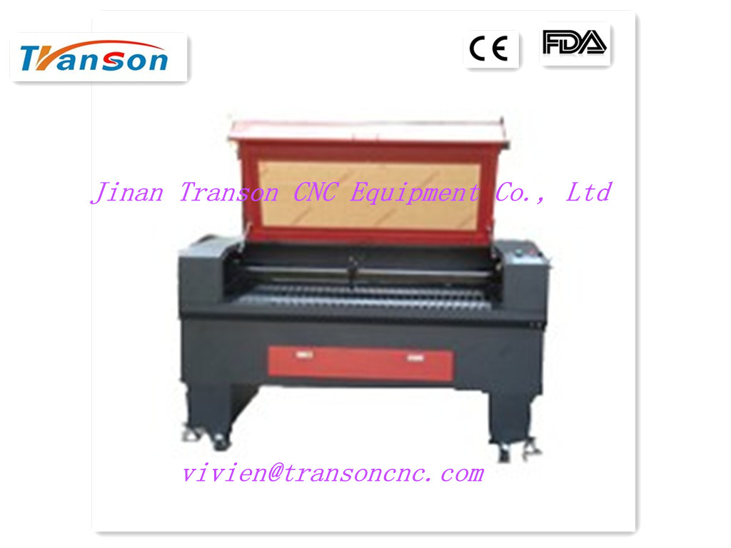 Laser bamboo made handicrafts cutting machine with good quality