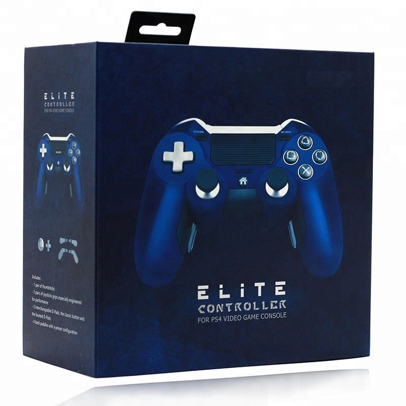 2018 New Top Quality Elite Game Controller For Ps4 - Buy Controller For  Ps4,For Ps4 Controller Wireless,Joystick For Ps4 Product on Alibaba com