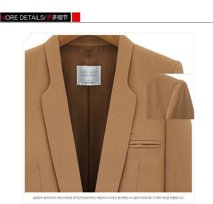 Großhandel Großhandels 2017 Neue Marke Frühling Herbst Lange Frauen Jacken Mantel Dünne Damen Schwarz Camel Patchwork Anzüge Von Priscille, $48.27 Auf