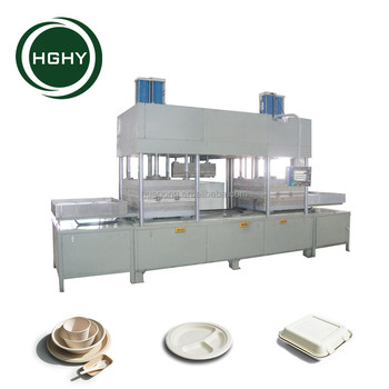 Full automatic bagasse sugarcane plate making machine export from China  sc 1 st  Alibaba & Full Automatic Bagasse Sugarcane Plate Making Machine Export From ...