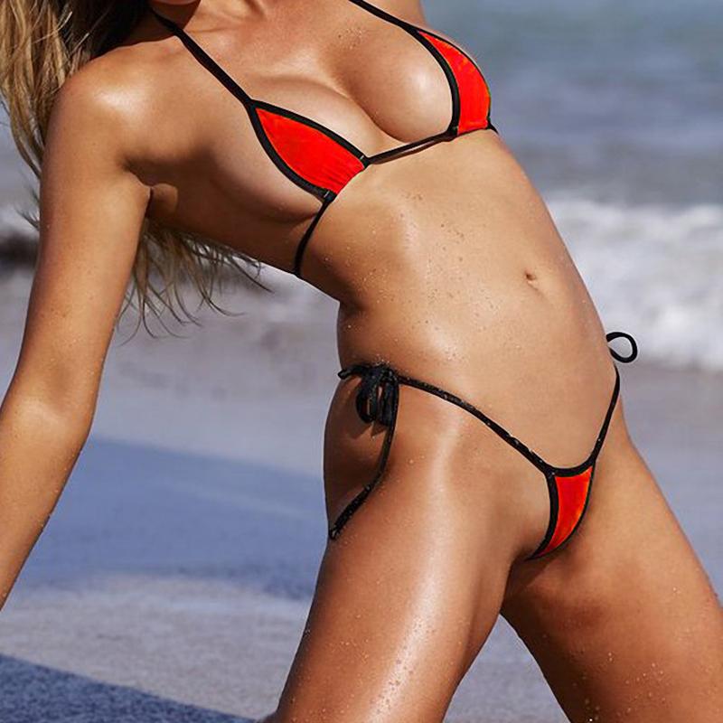 Porn pictures beach models micro bikinis