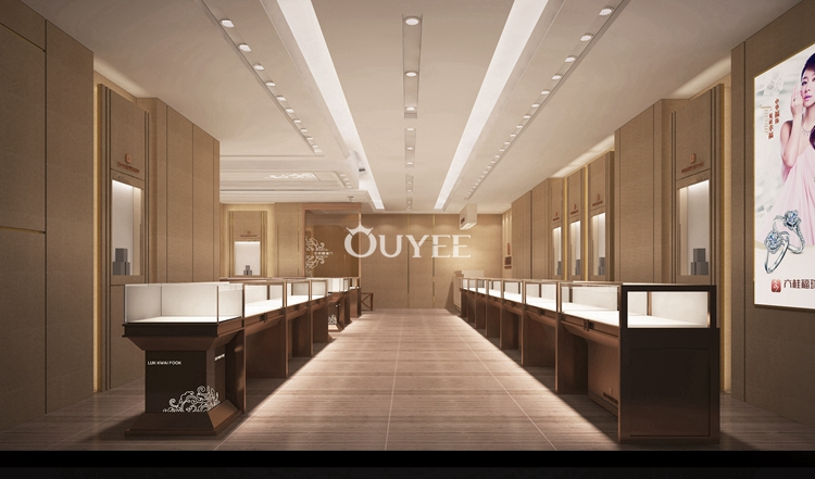 Fashion Jewellery Showroom Furniture Decoration Jewelry Shop Interior Design For Glass Jewelry Showcase View Shop Interior Design Ouyee Product Details From Guangzhou Ouyee Display Co Ltd On Alibaba Com