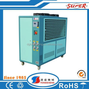 Heating and cooling system chicken chiller for the Swimming Pool Cooling