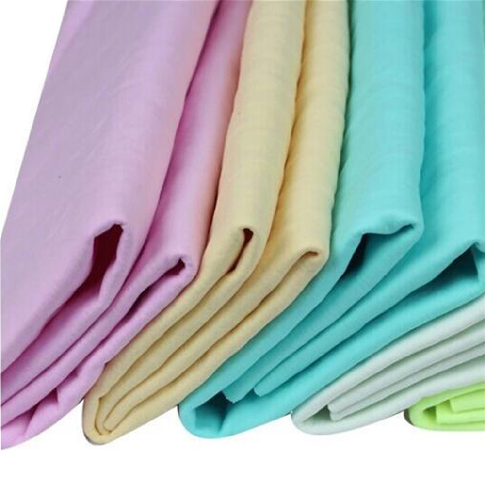 chamois microfiber towel/car wash cleaning towel