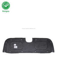 Factory car body parts for Hyundai Accent trunk lid liner